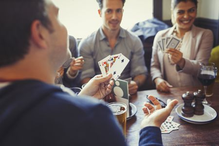 Euchre Rules for the Trick-Taking Version of the Card Game