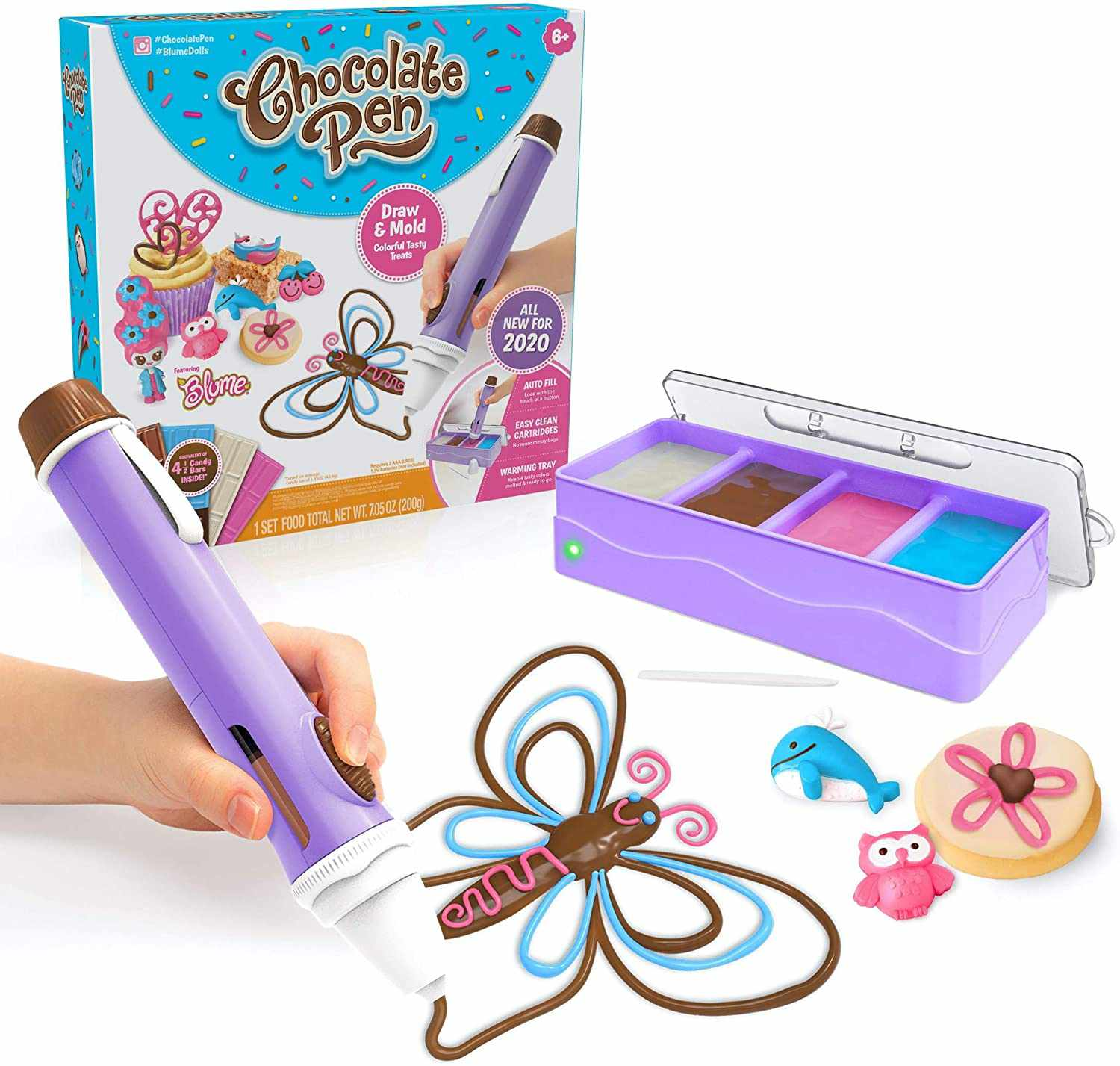 Real Cooking Chocolate Pen