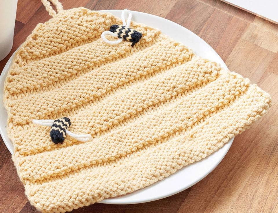10 Knit Dishcloth Patterns for Beginners