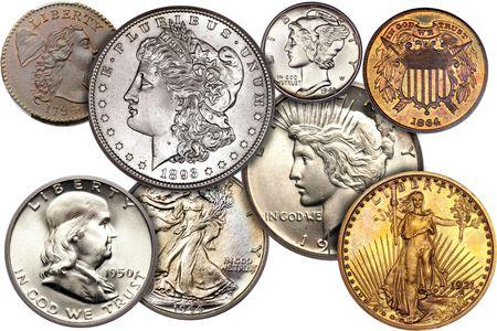 top 10 coins
