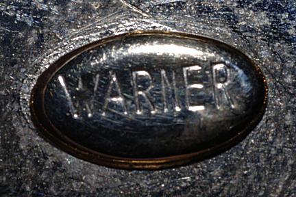 Ca. 1950s-1970s Warner mark