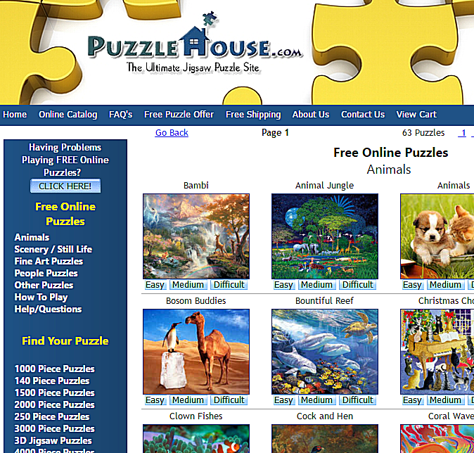 The Best Places to Find Online Jigsaw Puzzles