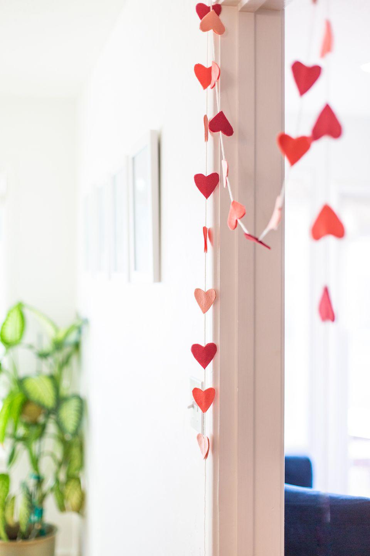 A Valentine Garland