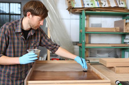 Getting A Beautiful Woodworking Finish With Shellac
