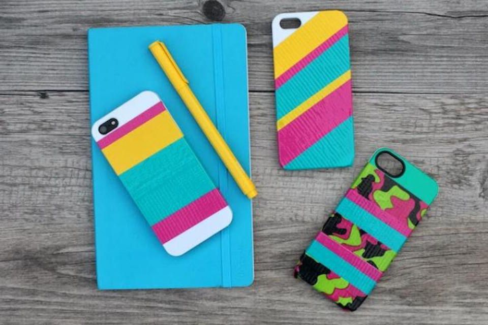 duct tape phone case