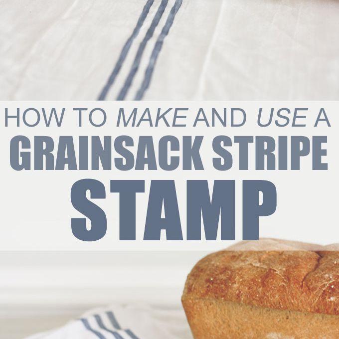 Make a Striped Print