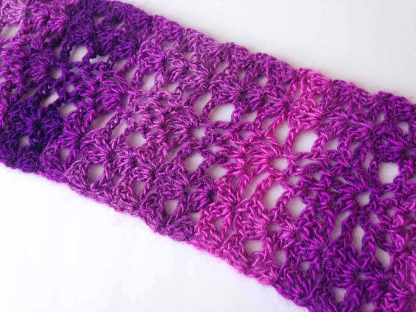Lace Scarf Pattern Custom Decorating Ideas
