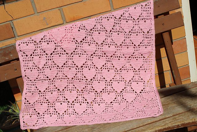 10 Crochet Heart Patterns For Valentines Day