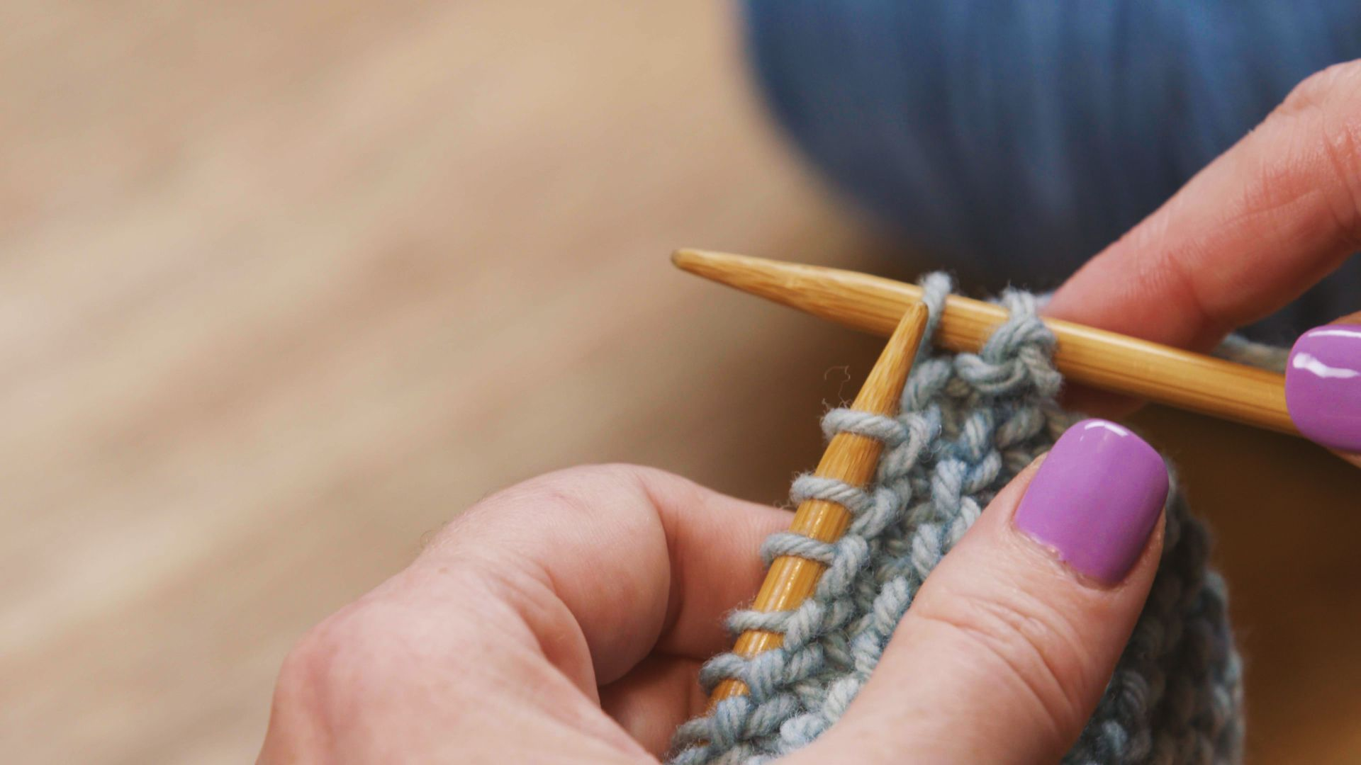 Binding Off Knitting Tutorial