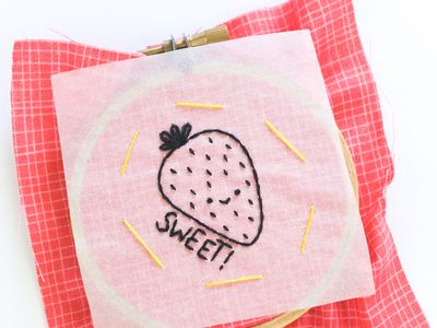 7 Methods For Marking Or Transferring Embroidery Patterns