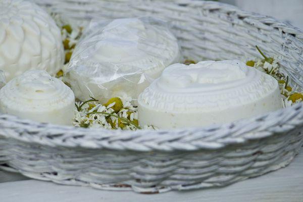 Soleseife or Brine/Salt Water Soap