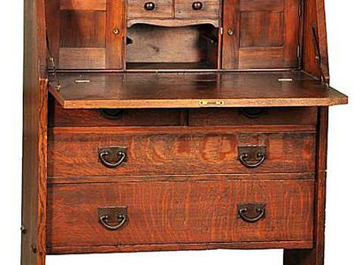 Who Were the Five Stickleys? Antique Collecting - Gustav Stickley And L. & J.G. Stickley