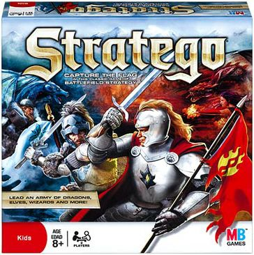 Stratego - 2008 Edition - Board Game