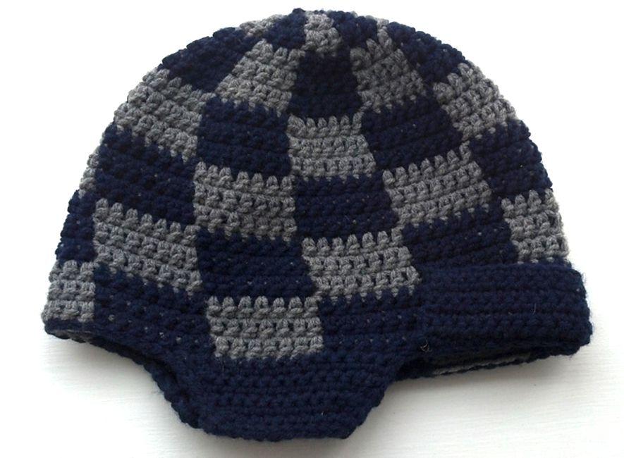 10 Best Crochet Checkerboard Patterns 1d2c093b8c0