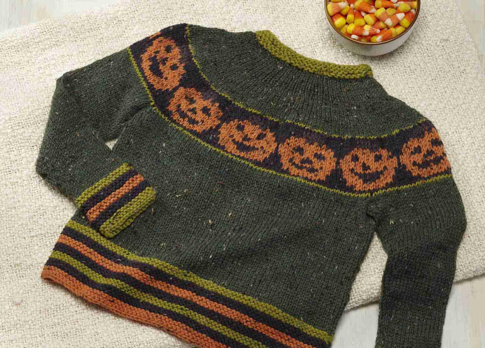18 Free Pumpkin Patterns for Knitting