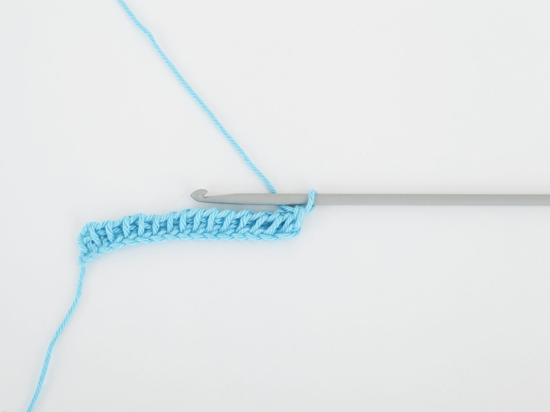 Tunisian Crochet Stitches Tutorial