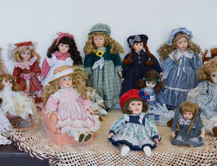 dolls collection