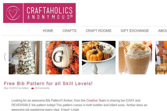 craftaholics anonymous website