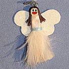 Angel Clothespin Craft