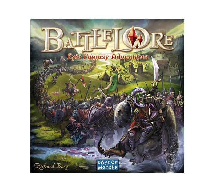 Battle lore board game