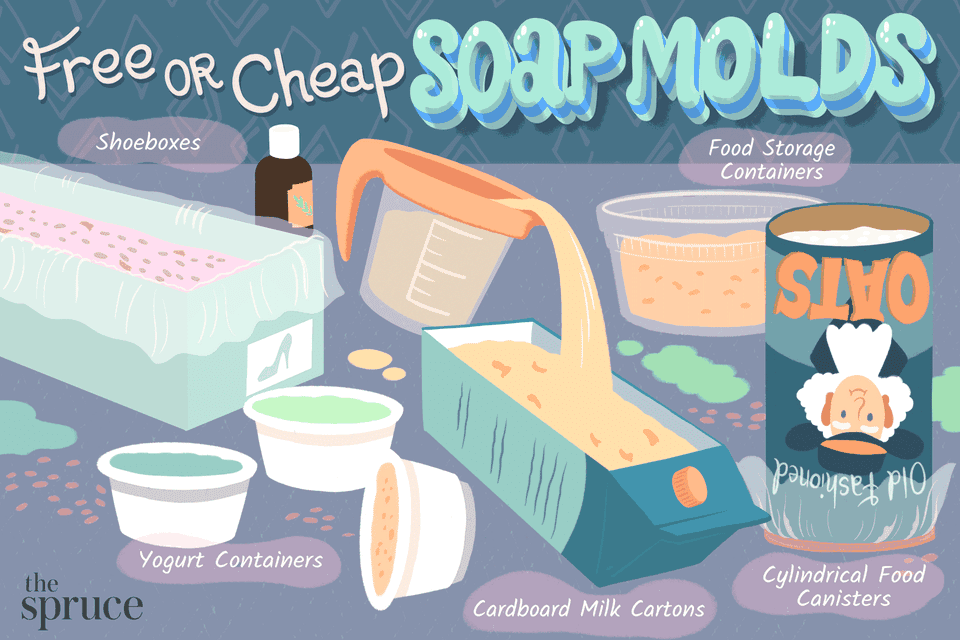 free soap molds