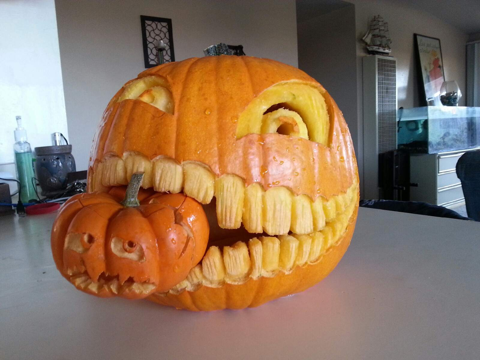 25 Creative Pumpkin Carving Ideas