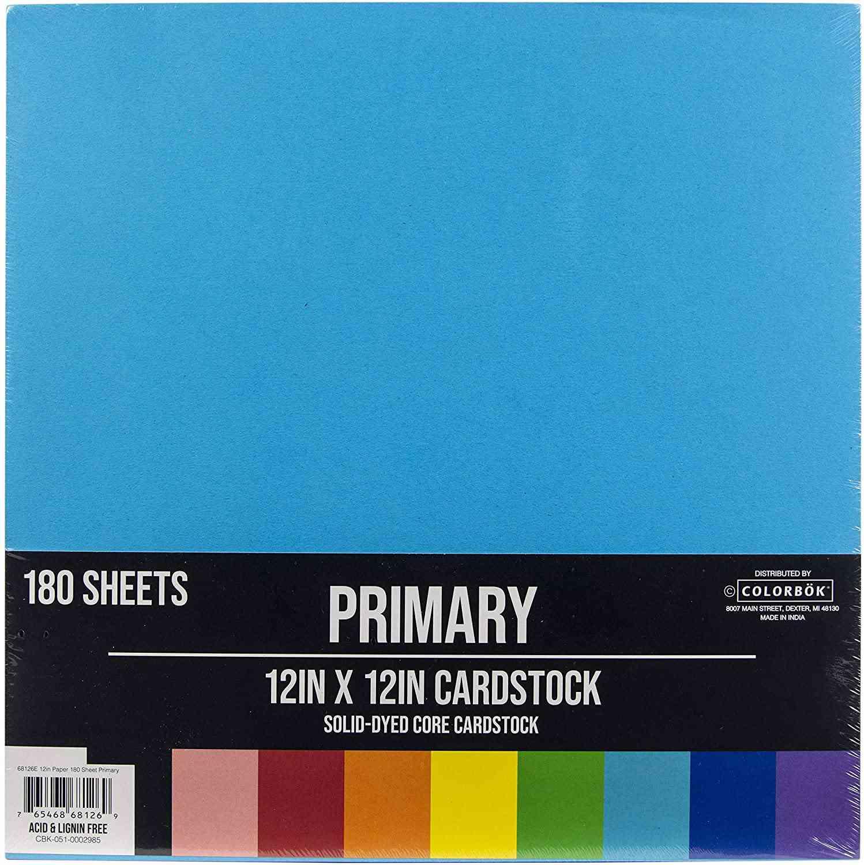 Colorbok 68126B Mega Paper Pad Mega Paper Pack