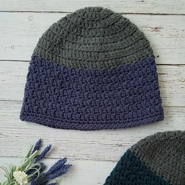 10 Crochet Beanie Hat Patterns 253154115ed