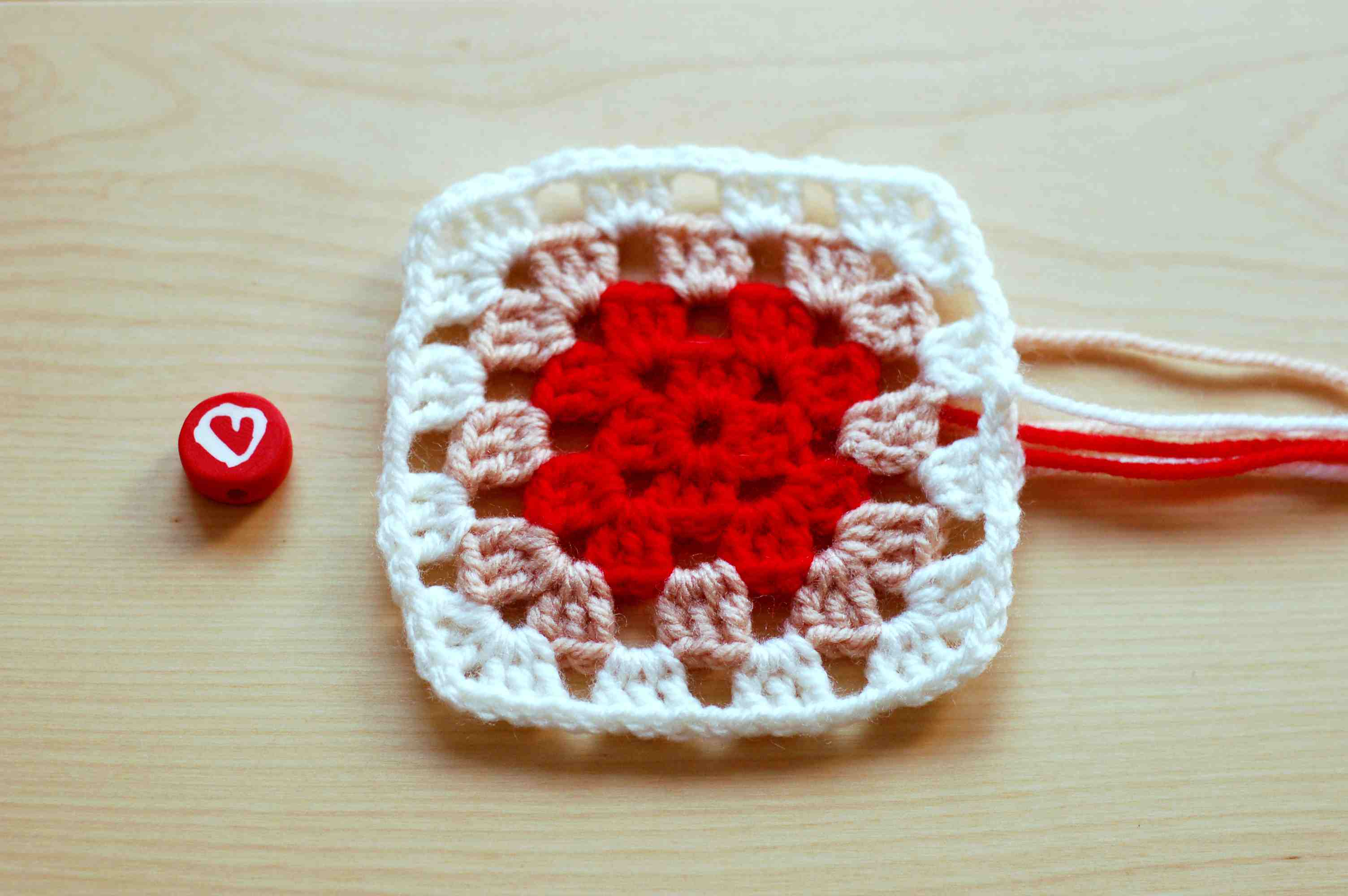 free crochet instructions for granny square
