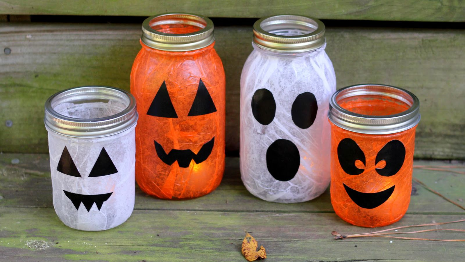25 Spooktacular Halloween Crafts for Kids