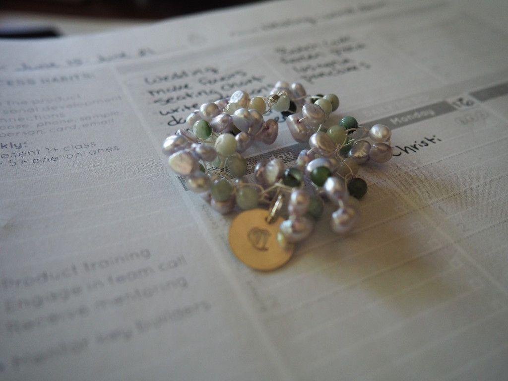 Wire Crochet Bracelet Free Pattern