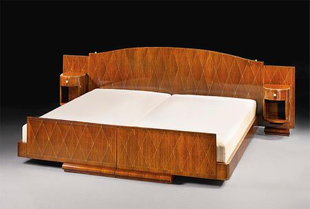 Pictures Of Art Deco Furniture On milejaques Ruhlmann Bed Emilejaques Ruhlmanu0027s Art Deco Furniture
