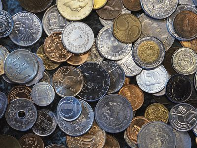 Discover The Coins In Circulation Around World