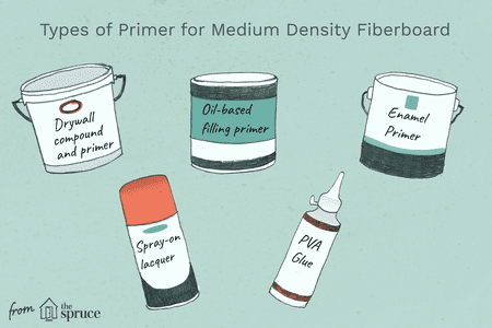 Primer For Medium Density Fiberboard