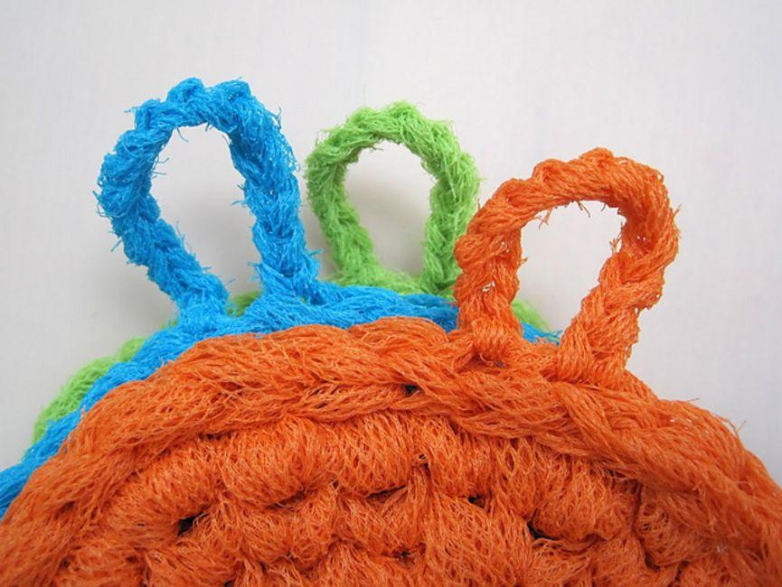 Crochet Scrubby Free Pattern