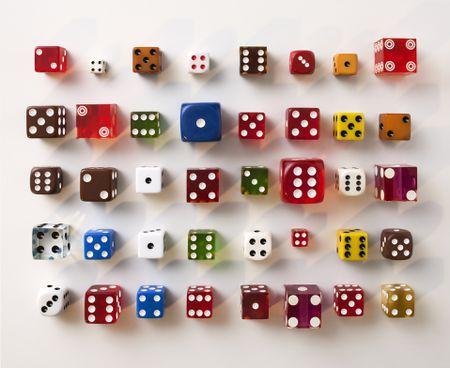 Dice Probabilities - Rolling 2 Six-Sided Dice