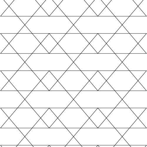 Sashiko Pattern