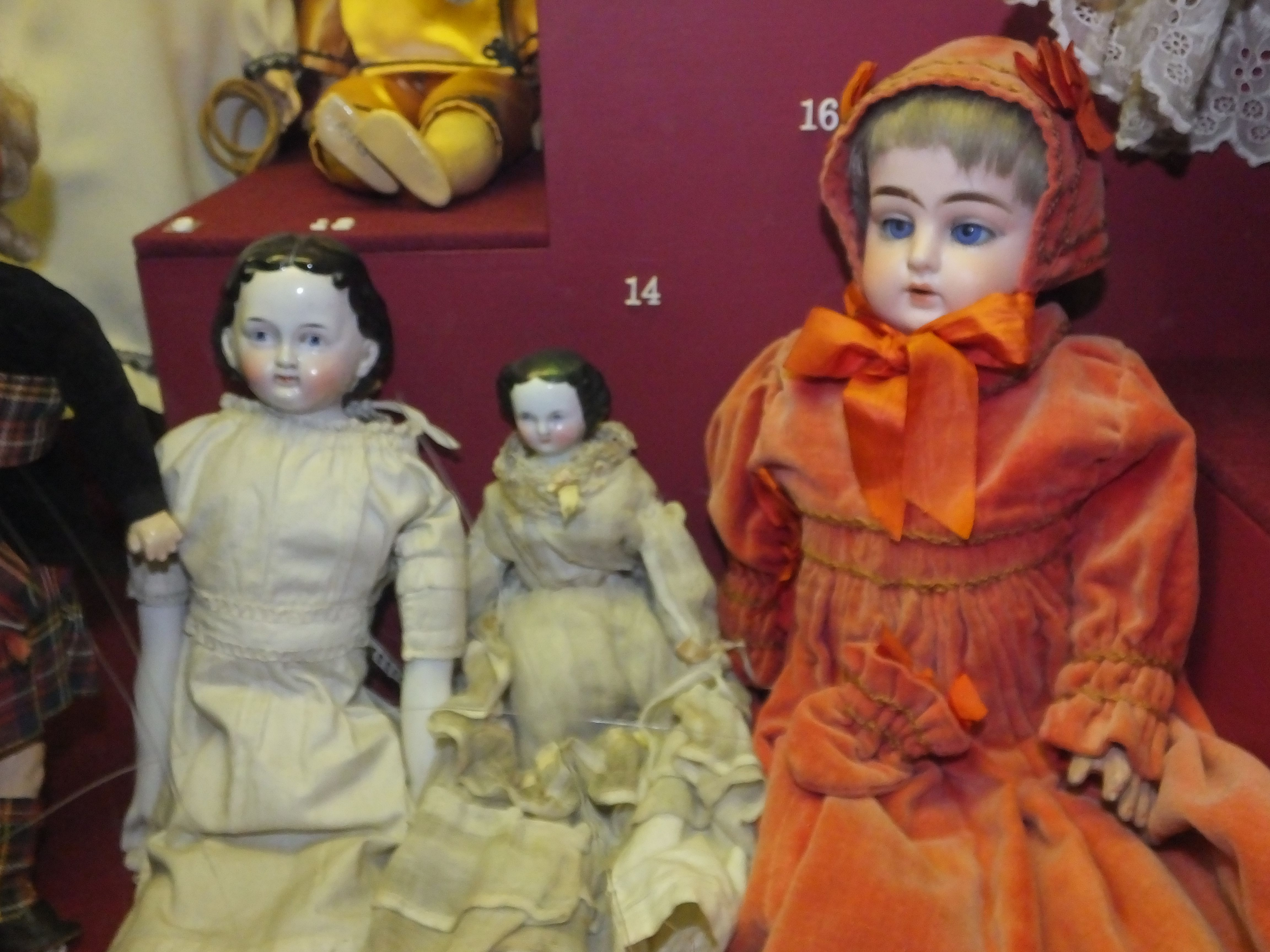 Heubach dolls