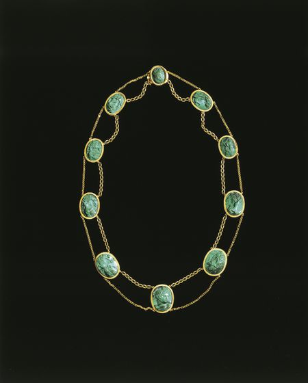 A Glossary of Necklace Styles