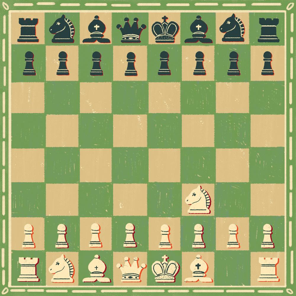 Reti opening in chess