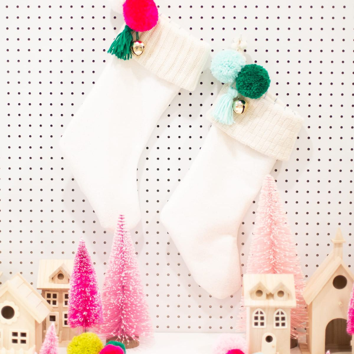 Christmas Stocking Tutorial With Sweater Cuffs
