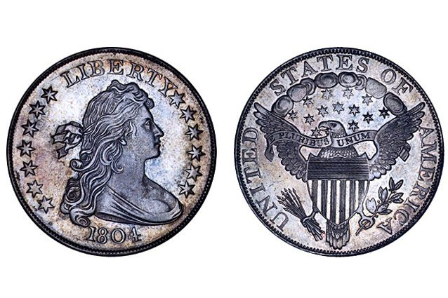 1804 Bust Dollar - Class I (The Watters-Childs Specimen)