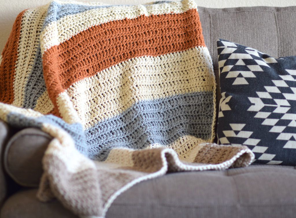 15 Homemade Blankets To Diy This Weekend