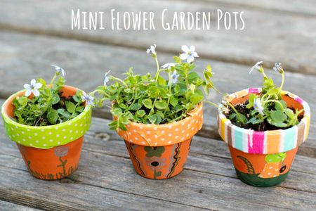 5 Gardening Projects For Kids