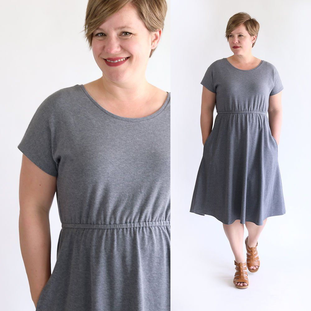 Everyday Dress Sewing Pattern