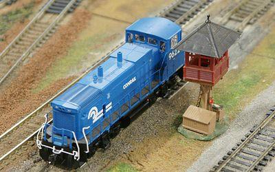 Model Train Tips