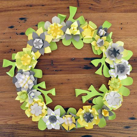 25 Fresh Paper Crafts For Spring