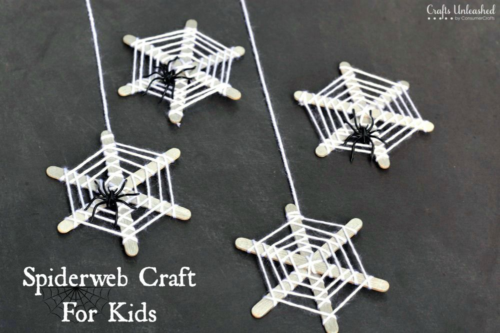 Halloween Decoration Crafts For Kids  from www.thesprucecrafts.com