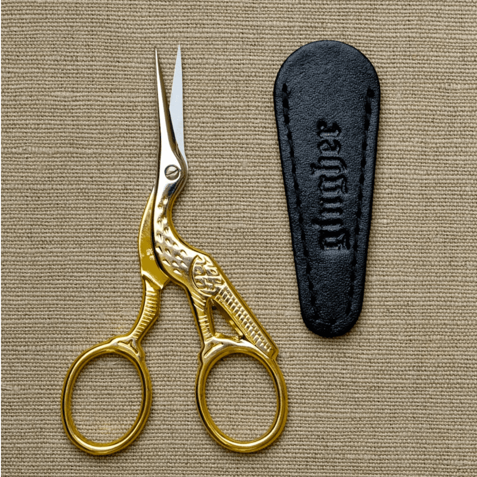 Classic Stork Scissors by Gingher