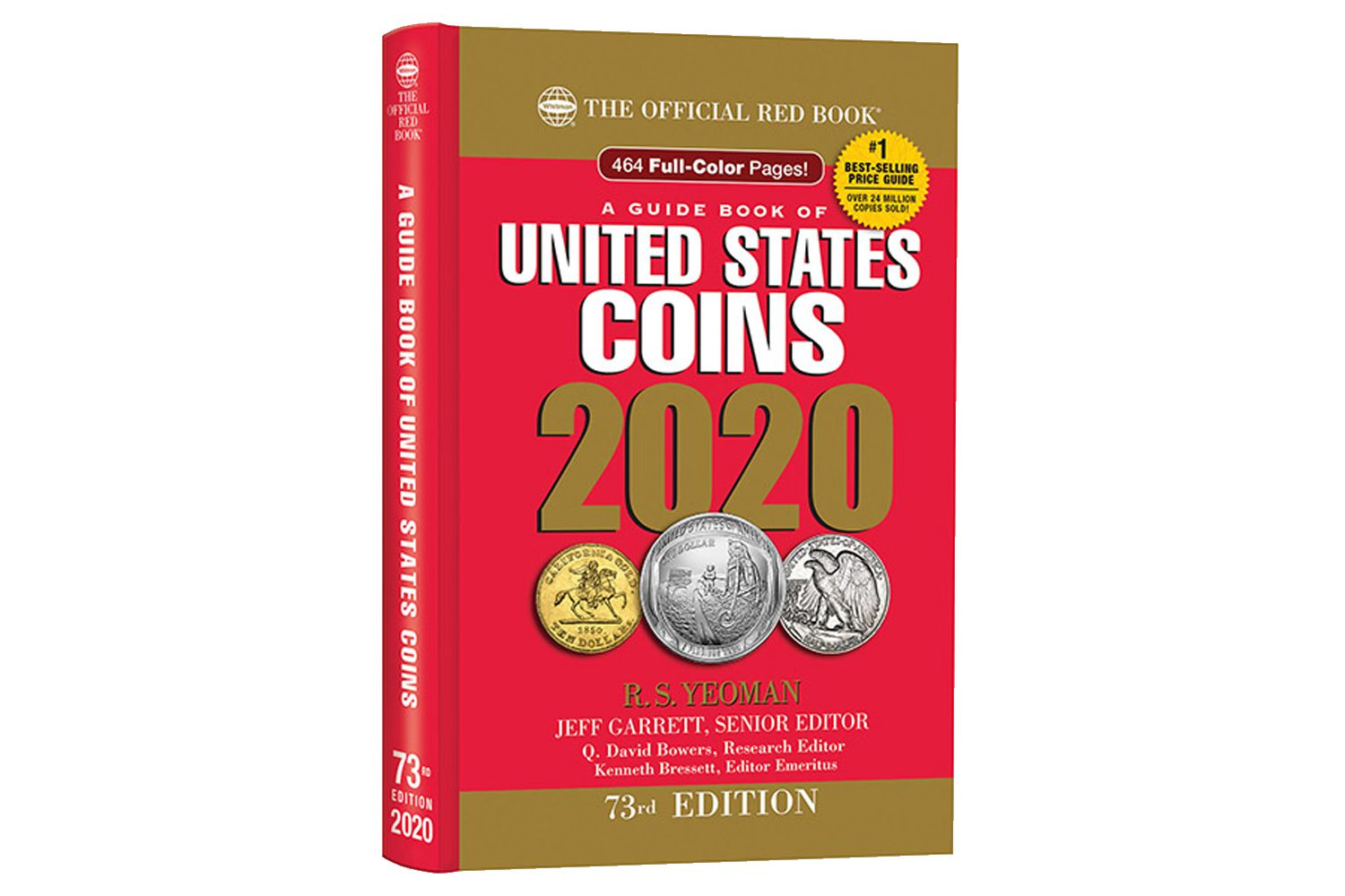 A Guide Book of United States Coins 2020 by RS Yeoman